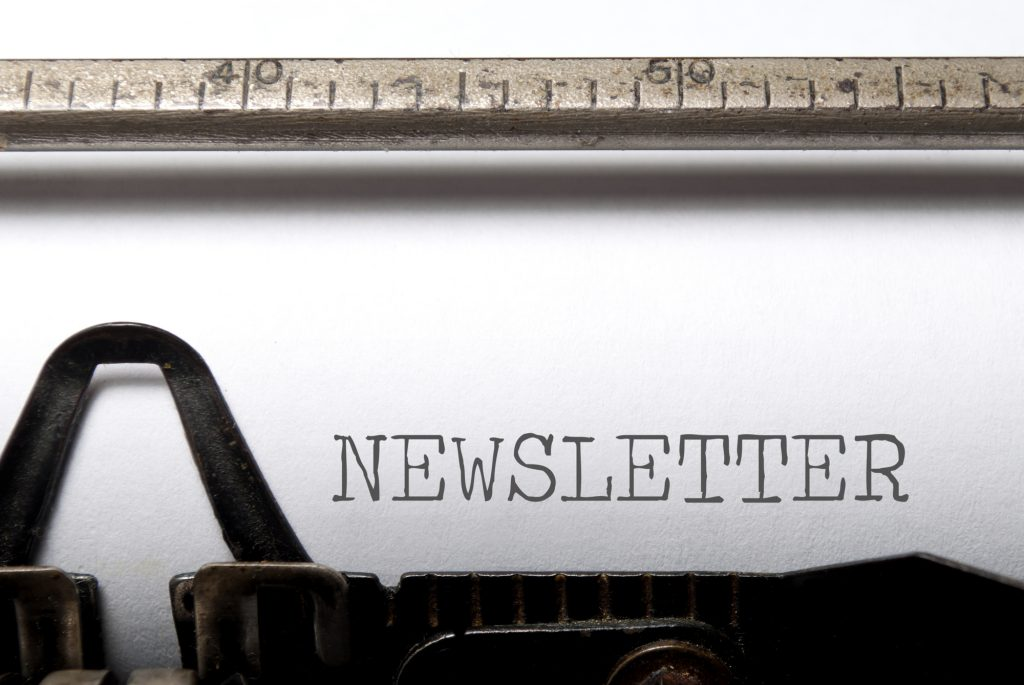 Accountant Newsletter Registration